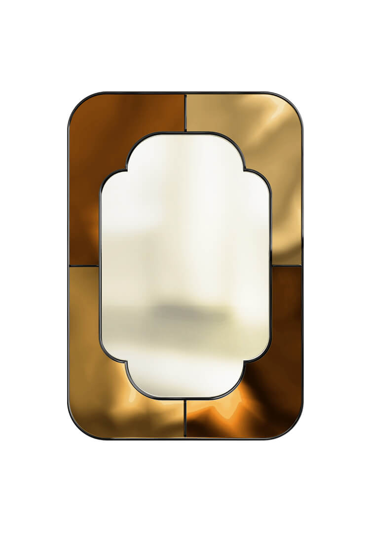Nilo Wall Mirror for any room decoration