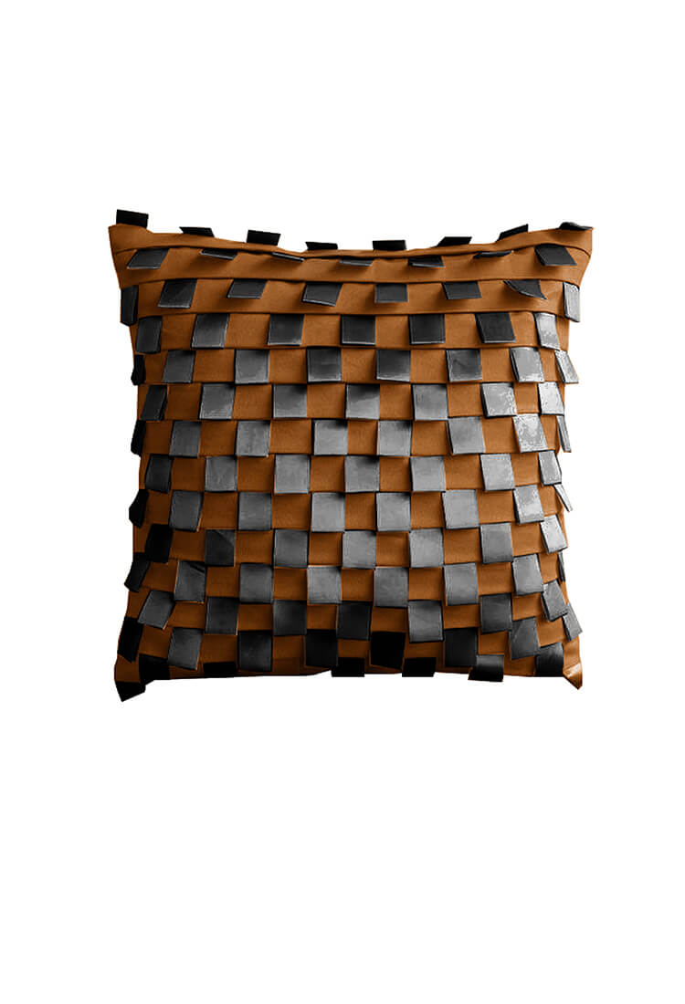 Anna Cushion for excellent comfort and texture
